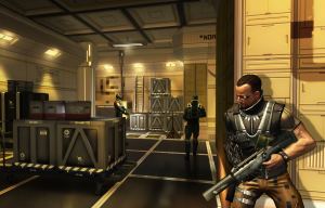 DEUS EX: THE FALL Announced
