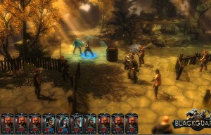 Blackguards Now in Steam Early Access for Mac PCs