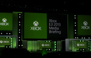 Xbox E3 2013 Press Briefing Photoblog