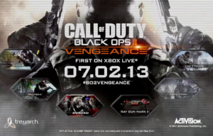 Call of Duty: Black Ops II Vengeance Release Date