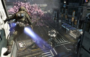 Titanfall: Official Stryder Titan Video