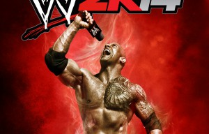 The Rock is the WWE 2K14 Cover Athlete