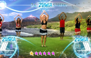 Zumba Fitness World Party E3 Screenshots