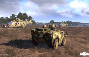 Arma 3 New E3 Screenshots