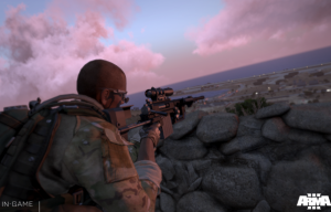 Sniper Content Update for Arma 3