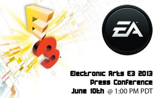 EA's E3 2013 Press Conference LIVE Stream