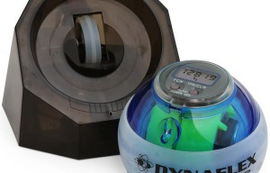 Gamer Fitness #3: DFX Gamer Gyroscopic Powerball