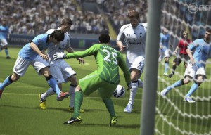 FIFA 14 Gameplay Trailer and Screenshots