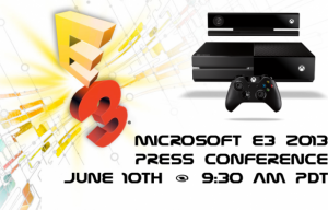 Microsoft E3 2013 Press Conference LIVE Stream