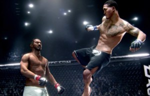 EA Sports UFC Demo Out Now