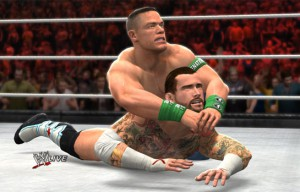 WWE 2K14 Cover Artwork Contest