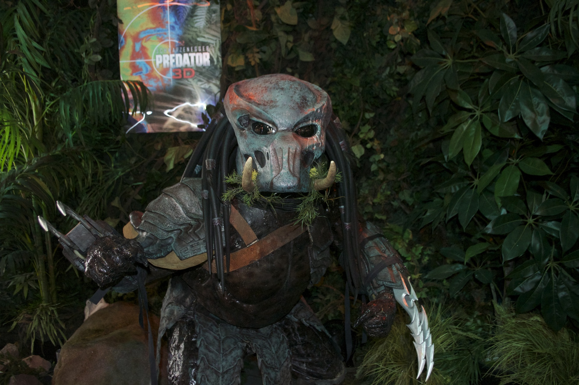 A Look at Predator 3D at the San Diego Comic-Con