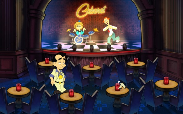 Leisure Suit Larry in The Land of The Lounge Lizards Reloaded Review (PC)