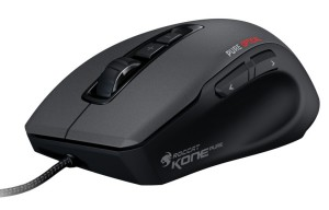 ROCCAT Kone Pure Optical and Sense Meteor Blue Now Available