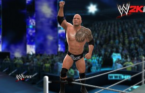 New WWE 2K14 Screenshots Featuring Cover Athlete The Rock