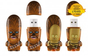 Mimoco Announces Special Chewbacca Mimobot for SDCC