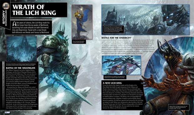 Wrath of the Lich King Spread