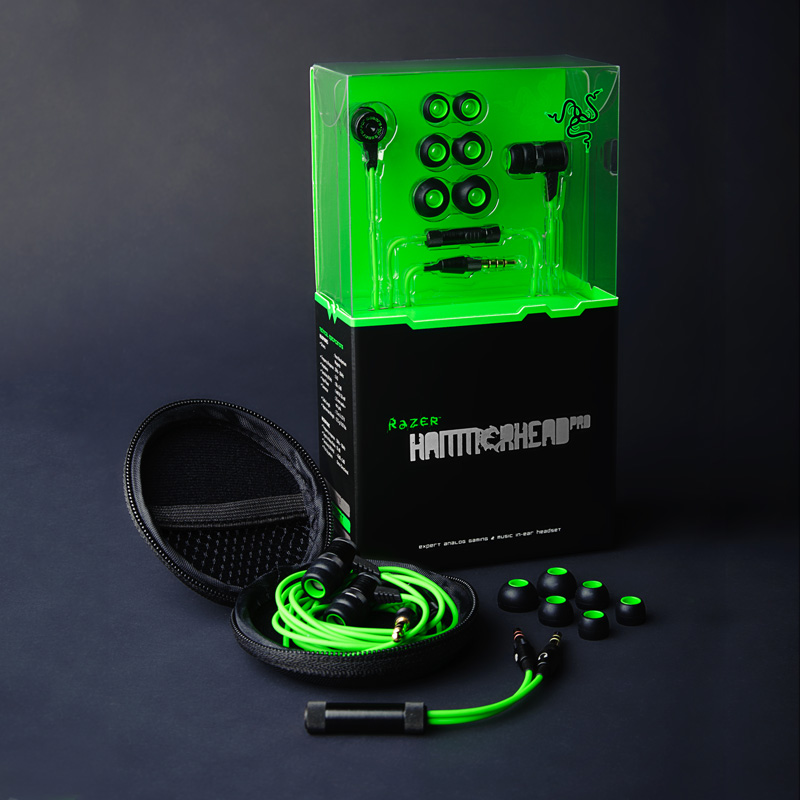Razer Announces Hammerhead In-Ear Headset
