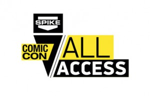 Spike TV Covers San Diego Comic-Con