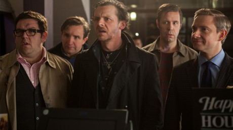 The World's End Review and Comic-Con Screening Q&A