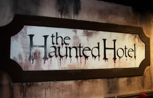 A San Diego Comic-Con Look at The Haunted Hotel