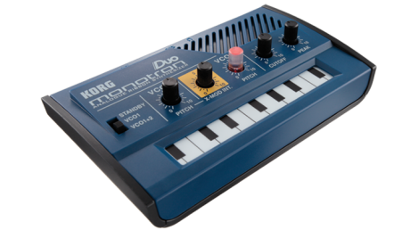 Korg: Duo Monotron Giveaway – Expired