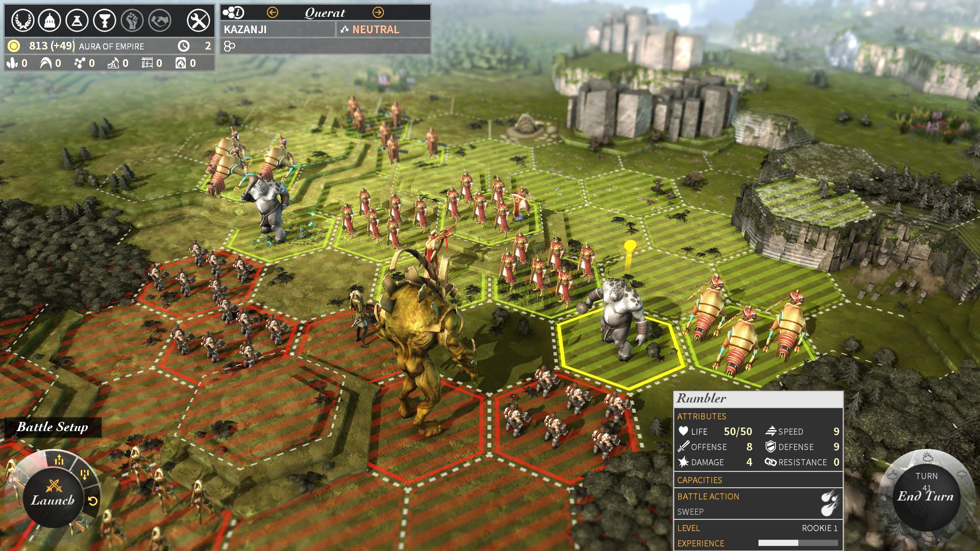 Iceberg Interactive and Amplitude Studios Announce Endless Legend | GamingShogun