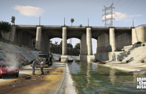 8 New GTAV Screenshots