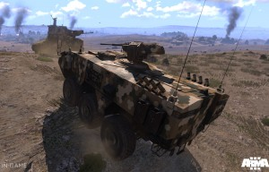 Arma 3 Beta Gets Steam Workshop and 9 New Screenshots