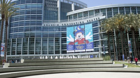 Walt Disney Studios Bringing Movie Panels and More to D23 Expo
