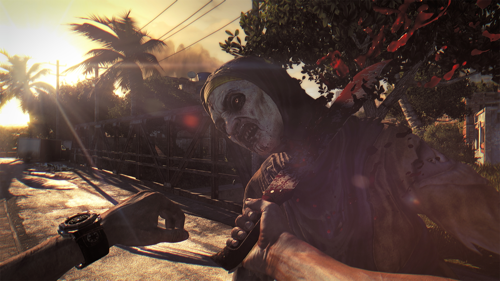Interactive Entertainment And Techland Have Released A New Trailer For  Their Upcoming Zombie Game, Dying Light, Showing Off The Gameu0027s Next Gen  Lighting ...