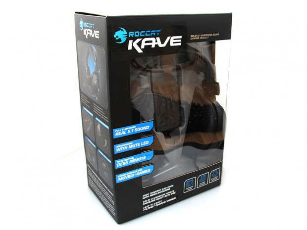 ROCCAT Kave 5.1 Surround Sound Gaming Headset Review (Peripherals)