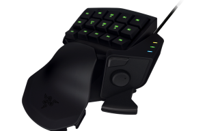 Razer Announces the Tartarus Gaming Keypad