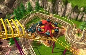 Adventure Park Preview (PC)