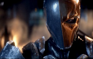 Batman: Arkham Origins Deathstroke Challenge Pack Trailer