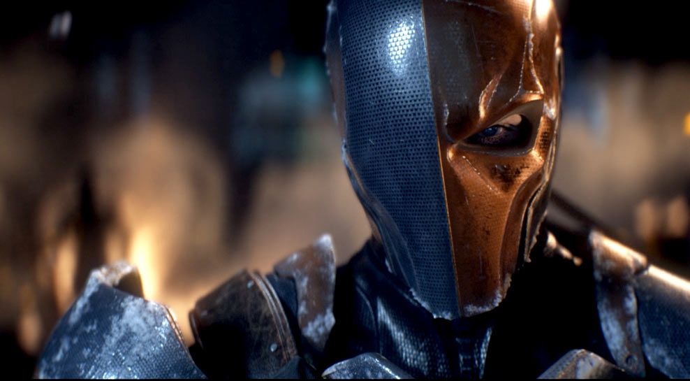 Deathstroke (Arkhamverse) | Batman Wiki | FANDOM powered by Wikia