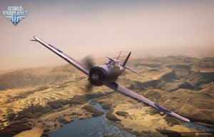British Warplanes Arrive in World of Warplanes
