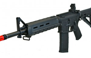 PTS RM4 Scout ERG Airsoft Gun Review