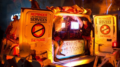 Halloween Horror Nights Hollywood 2013 Review