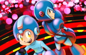 MM25: Mega Man Rocks Album Announced