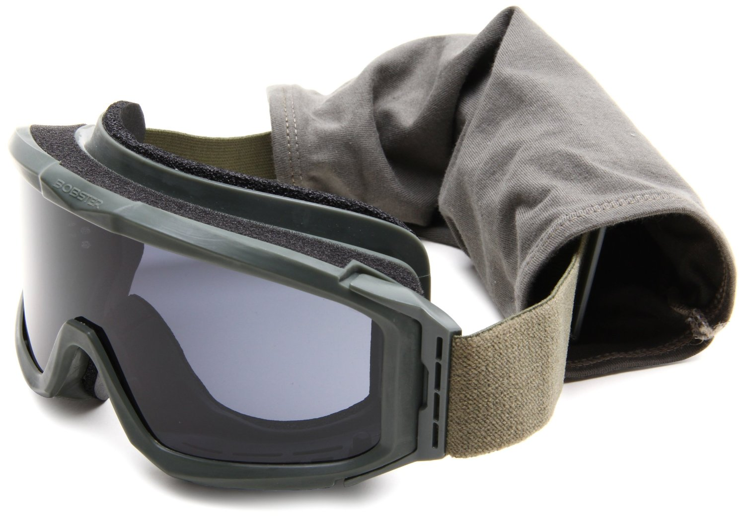 Bobster Alpha Ballistics Goggles Review (Airsoft)