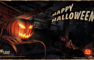 Happy Halloween from Dying Light
