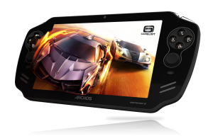ARCHOS Announces GamePad 2 Tablet