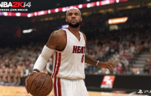 First Next-Gen NBA 2K14 Screenshots