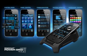 ROCCAT Power-Grid App Now Available on iOS
