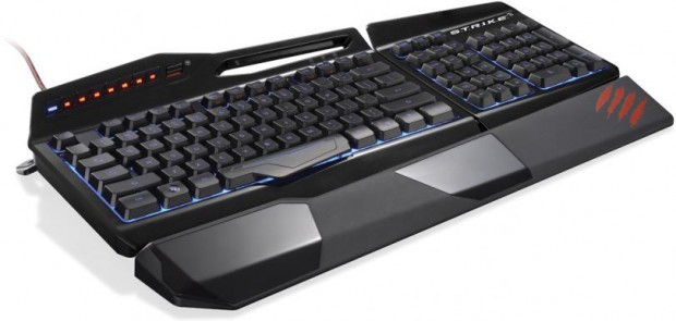 Mad Catz S.T.R.I.K.E. 3 Gaming Keyboard Review (PC/Tech)