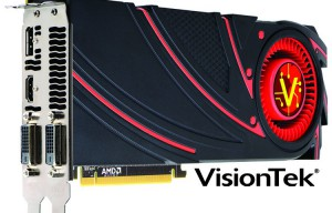 VisionTek Radeon R9 290X Introduced