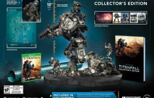 Titanfall Collector's Edition Atlas Statue Reveal