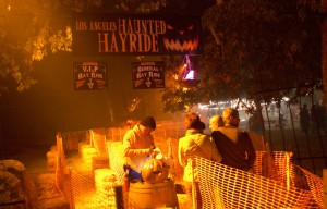 Los Angeles Haunted Hayride 2013 Review
