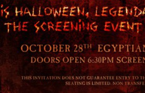 Trick R Treat Screening Tickets Available Now